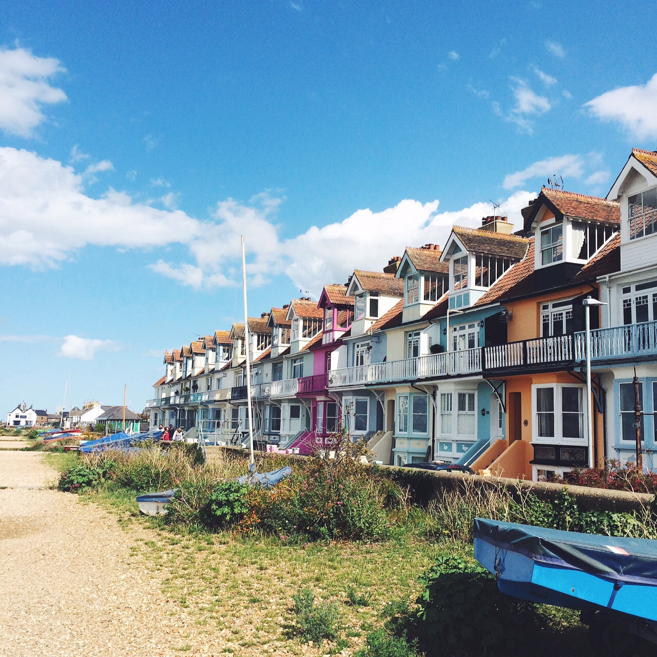 whitstable beach house